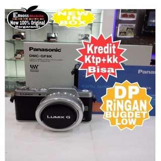Panasonic Dmc GF8-12-32mm Kredit Tanpa CC