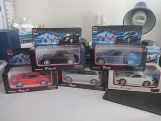 Porsche Petron Car Collections