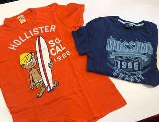 Boys size 12 T Shirts