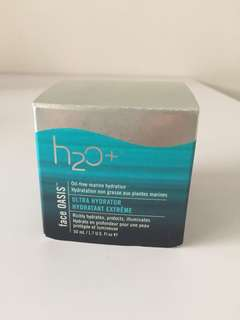 Expired h2o face oasis