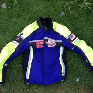 IZTWO CLUB RIDING JACKET