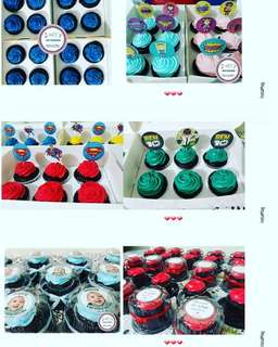 Homemade & Customize Cakes and Cupcakes