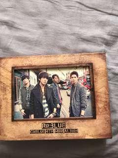 CNBLUE 台版 Reblue CD