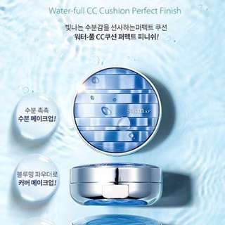 BNIB SUM37 Water-full CC Cushion or Refill 02 Natural Beige