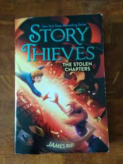 Story Thieves - The Stolen Chapters
