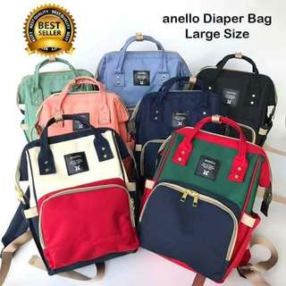 Anello diaper bag
