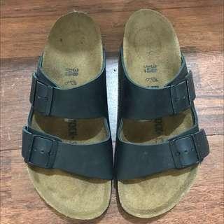Black Birkenstocks Sandal