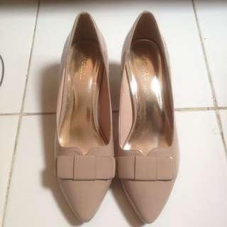 High heels Vicari Warna Nude Size 40