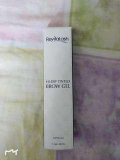 Revitalash brow gel (soft brown)