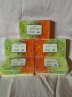 Sunset Cove Bath Soap