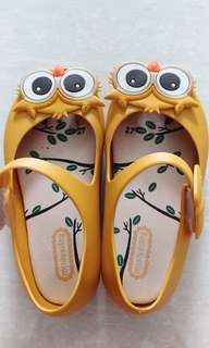 PL Mini Melissa Inspired Owl shoes