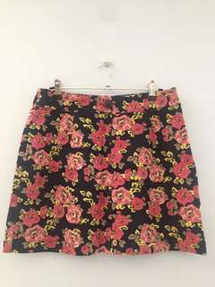 Princess Highway Floral Skirt
