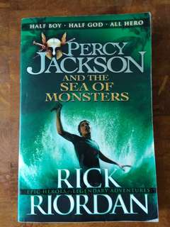 Percy Jackson - And the Sea of Monsters