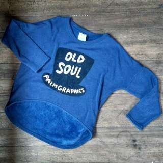 Old Soul Thick Long Sleeve/ Sweater