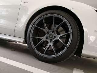 Audi Vorsteiner Design VFF103 5x112 Offset35 9.5
