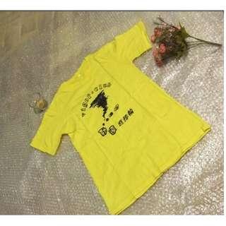 女童 小孩 兒童 短袖ㄒ恤 尺寸S 約大班至小三 只售59元 夏天