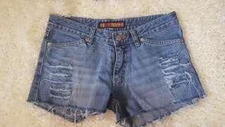 TTOI Jeans Hotpants