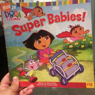 Dora the Explorer Books