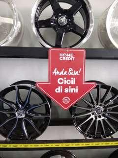 Cicilan Velg Mobil All type