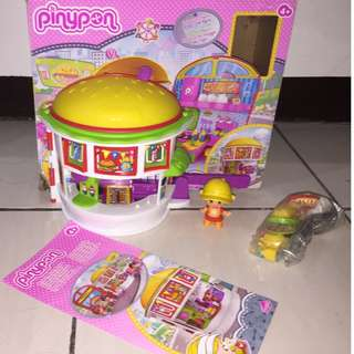 Pinypon burger restaurant
