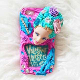 iPhone 5/5s Unique Barbie Casing