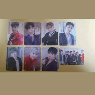 [PO] MONSTA X Shine Forever (X-Clan Version) Photocard