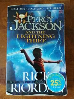 Percy Jackson - And the Lightning Theif