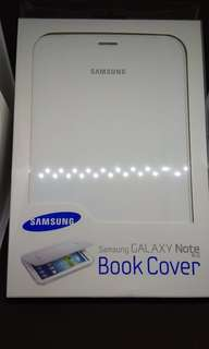 Samsung Galaxy Note 8 book cover