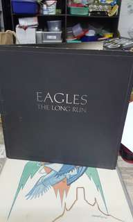 Eagles - The Long Run - LP