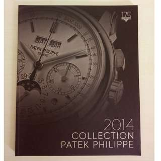 PATEK PHILIPPE: 2014 COLLECTION