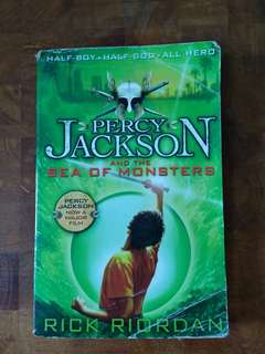 Percy Jackson - And the Sea of Monsters ( Older )