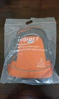 Impact Ergo Dynamic School Bag BNIB