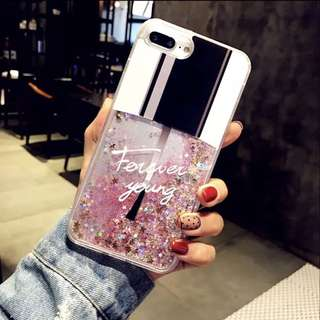 GLITTER CASE 3 GIRLY
