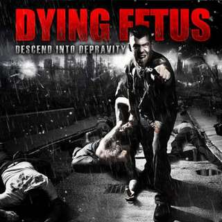Dying Fetus ‎- Descend Into Depravity CD