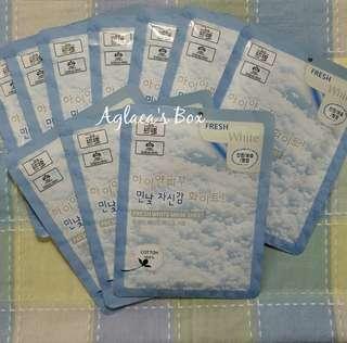 3W Clinic Fresh White Mask Sheet
