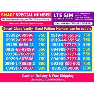 Smart Special Number