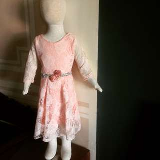 Baby gown dress