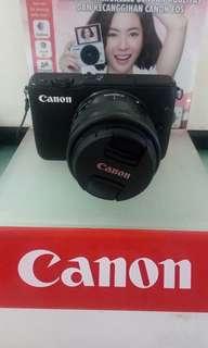 Cicilan 0% Tanpa kartu kredit Kamera Canon M10