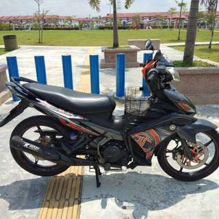 Yamaha LC 135 5speed