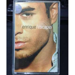 To bless free: Enrique Iglesias - Escape Cassette #Blessing