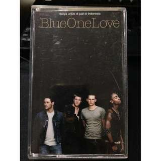 Blue - One Love cassette