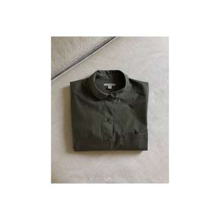 COS Army Green Shirt