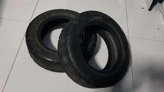 Innova 11 inch Street tyres
