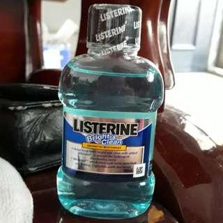Listerine (Bright & Clean) 80ml