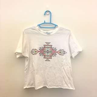 🚚 NET 圖騰短袖t恤