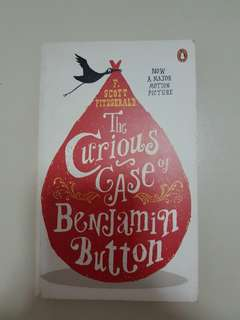 The Curious Case of Benjamin Button (by F Scott Fitzgerald)