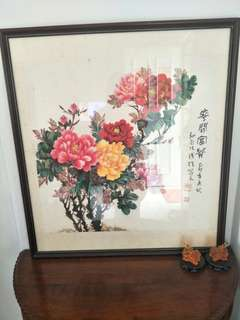 Vintage Chinese Painting