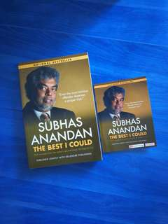 Subhas Anandan: The Best I Could