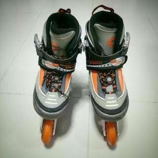 Children Adjustable Inline Skates