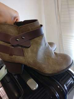 SALE Charlotte Russe ankle Boots